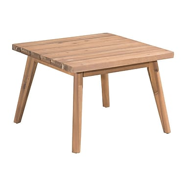Zuo Grace Bay Side Table Natural (703751)