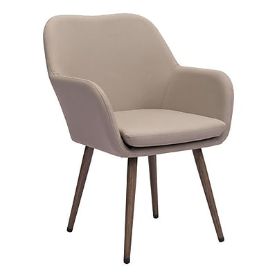 Zuo Pismo Dining Chair Taupe (703843)