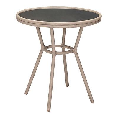 Zuo Marseilles Bistro Table Dark Brown (703808)