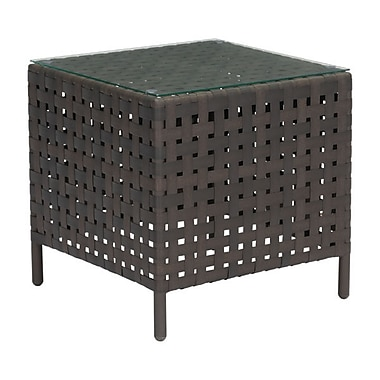 Zuo Pinery Side Table Brown (703830)