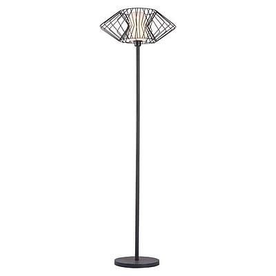 Zuo Tumble Floor Lamp Rust (703846)