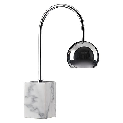 Zuo Run Table Lamp Chrome (50300)