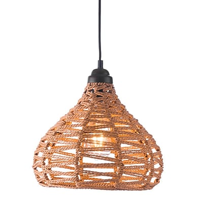 Zuo Nezz Ceiling Lamp Natural (56016)