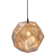 Zuo Bald Ceiling Lamp Gold (56014)