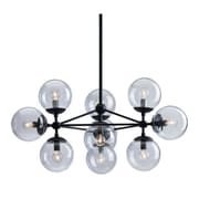Zuo Belfast Ceiling Lamp Black (56065)