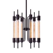 Zuo Gisborne Ceiling Lamp Rust (98419)