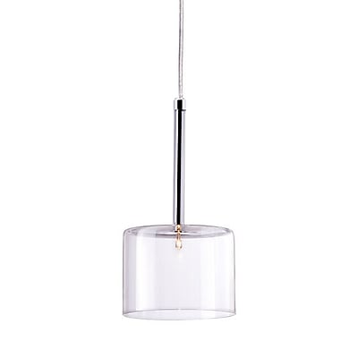 Zuo Storm Ceiling Lamp Clear (50136)