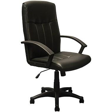 Advantage High Back Black Leather Executive Office Chair (KB-3001)