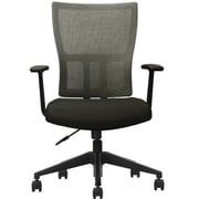 Advantage Black Mesh Office Chairs (M1-BE)