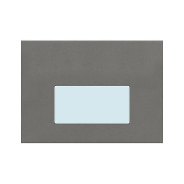 LUX 4 x 2 Rectangle Labels, 10 Per Sheet (50/Pack), Pastel Blue (46PB-50)