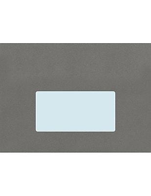 LUX 4 x 2 Rectangle Labels, 10 Per Sheet (50/Pack), Pastel Blue (46PB-50)
