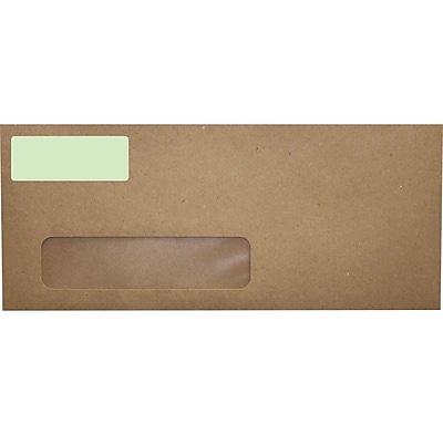 LUX 2.625 x 1 Standard Address Labels, 30 Per Sheet (200/Pack), Pastel Green (16PG-200)