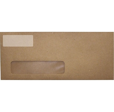 LUX 2.625 x 1 Standard Address Labels, 30 Per Sheet (100/Pack), Clear Matte (16CJ-100)