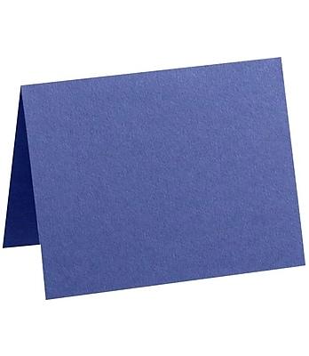 LUX A2 Folded Card (4 1/4 x 5 1/2) 50/Pack, Boardwalk Blue (EX5020-23-50)