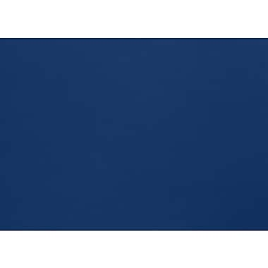 LUX A1 Flat Card (3 1/2 x 4 7/8) 50/Pack, Navy (4010-103-50)