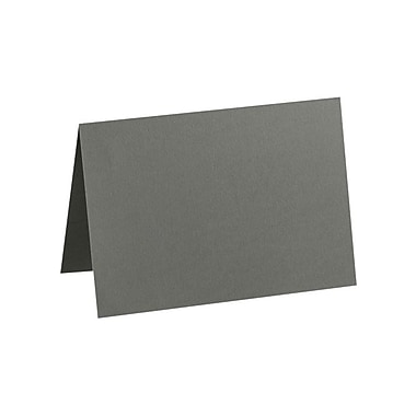 LUX A7 Folded Card (5 1/8 x 7 ) 50/Pack, Smoke (EX5040-22-50)