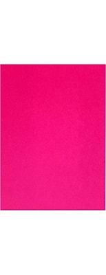 LUX 8 1/2 x 11 Paper 50/Pack, Hottie Pink (4020-101-250)