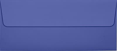 LUX #10 Square Flap Envelopes (4 1/8 x 9 1/2) 50/Pack, Boardwalk Blue (EX4860-23-50)