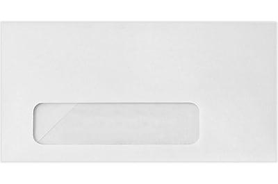 LUX #7 3/4 Window Envelopes (3 7/8 x 7 1/2) 1000/Pack, 24lb. Bright White (43489-1000)