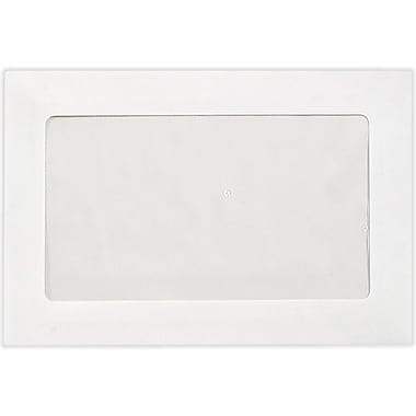 LUX 6 x 9 Full Face Window Envelopes 250/Pack, 28lb. Bright White (FFW-69-250)