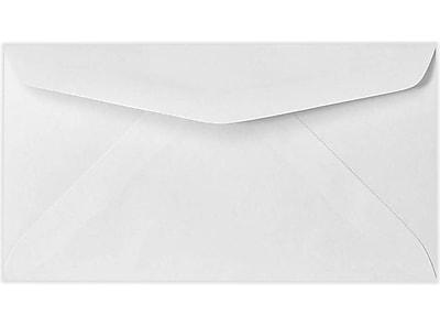 LUX #6 1/4 Regular Envelopes (3 1/2 x 6) 250/Pack, 24lb. Bright White (17897-250)