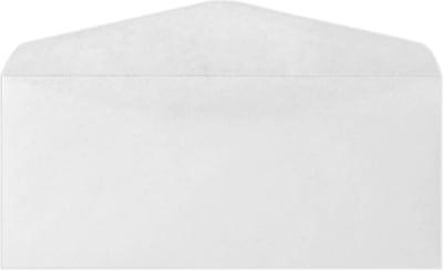 LUX #8 5/8 Regular Envelopes (3 5/8 x 8 5/8) 250/Pack, 24lb. Bright White (43984-250)