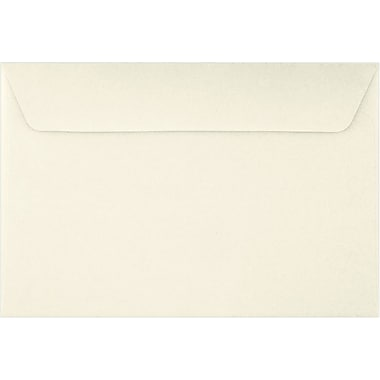 LUX 6 x 9 Booklet Envelopes 500/Pack, Natural (6025-01-500)