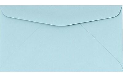LUX #6 3/4 Regular Envelopes (3 5/8 x 6 1/2) 250/Pack, Pastel Blue (76245-250)