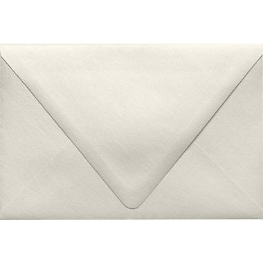 LUX 6 x 9 Booklet Contour Flap Envelopes 50/Pack, Quartz Metallic (1820-08-50)
