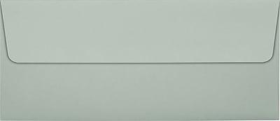 LUX #10 Square Flap Envelopes (4 1/8 x 9 1/2) 50/Pack, Slate (ET4860-14-50)