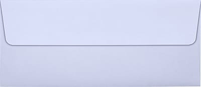 LUX #10 Square Flap Invitation Envelopes (4 1/8 x 9 1/2) 250/Pack, Lilac (LUX-4860-05-250)