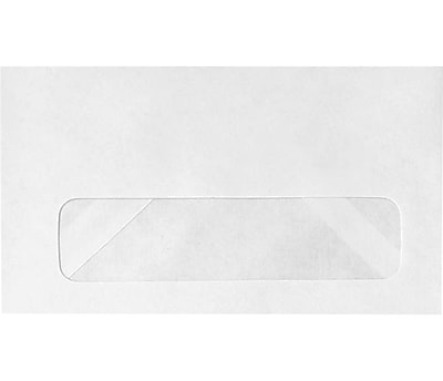 LUX #6 3/4 Window Envelopes (3 5/8