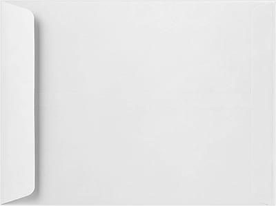 LUX 11 1/2 x 14 1/2 Open End Envelopes 50/Pack, 28lb. Bright White (4166-50)