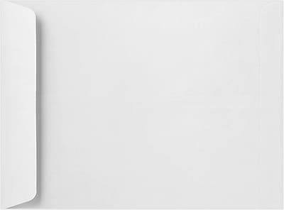 LUX 9 x 12 Open End Envelopes 500/Pack, 28lb. Bright White (8250-500)