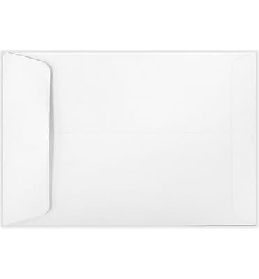 LUX 6 1/2 x 9 1/2 Open End Envelopes 1000/Pack, 24lb. Bright White (1941-1000)