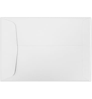LUX 7 x 10 Open End Envelopes 50/Pack, 24lb. Bright White (17954-50)