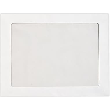 LUX 9 x 12 Full Face Window Envelopes 50/Pack, 28lb. Bright White (FFW-912-50)