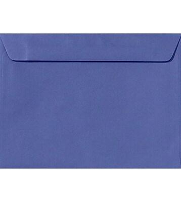 LUX 9 x 12 Booklet Envelopes 50/Pack, Boardwalk Blue (EX4899-23-50)