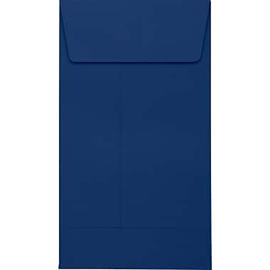 LUX #5 1/2 Coin Envelopes (3 1/8 x 5 1/2) 50/Pack, Navy (LUX512CO10350)