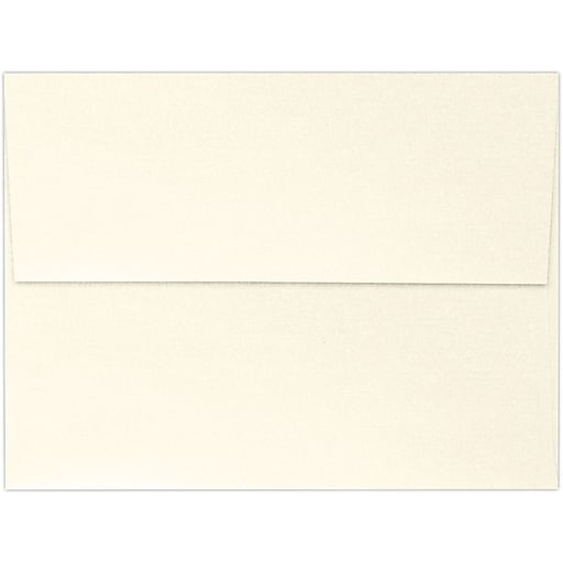 lux a7 invitation envelopes 5 1 4 x 7 1 4 50 pack champagne