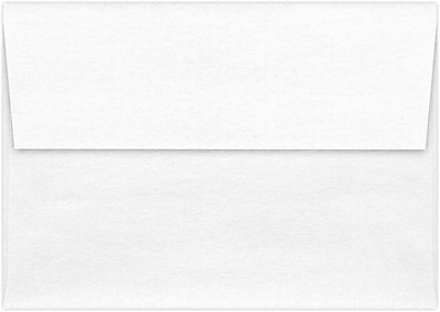 LUX A1 Invitation Envelopes (3 5/8 x 5 1/8) 50/Pack, Crystal Metallic (5365-30-50)