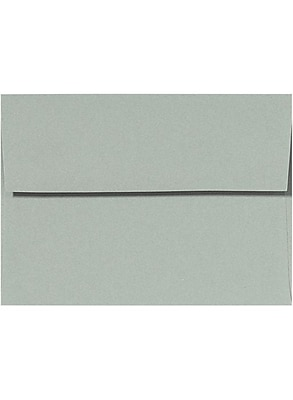 LUX A1 Invitation Envelopes (3 5/8 x 5 1/8) 50/Pack, Slate (ET4865-14-50)