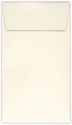 LUX #5 1/2 Coin Envelopes (3 1/8 x 5 1/2) 250/Pack, Champagne Metallic (512CO-M08-250)
