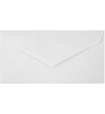 LUX Monarch Envelopes (3 7/8 x 7 1/2) 250/Pack, 24lb. Bright White (43539-250)