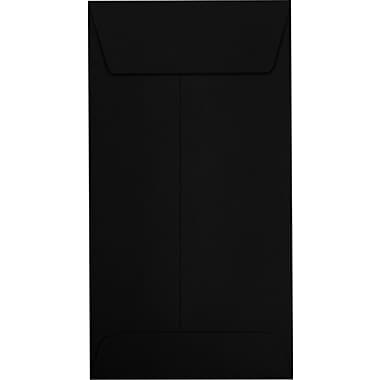 LUX #7 Coin Envelopes (3 1/2 x 6 1/2) 500/Pack, Midnight Black (7CO-B-500)