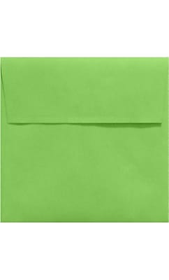 LUX 5 1/2 x 5 1/2 Square 50/Pack, Limelight (LUX-8515-101-50)