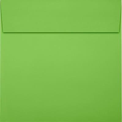 LUX 6 x 6 Square Envelopes 50/Pack, Limelight (LUX-8525-101-50)