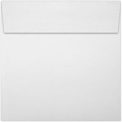 LUX 6 x 6 Square Envelopes 250/Pack, 70lb. Bright White (10910-250)