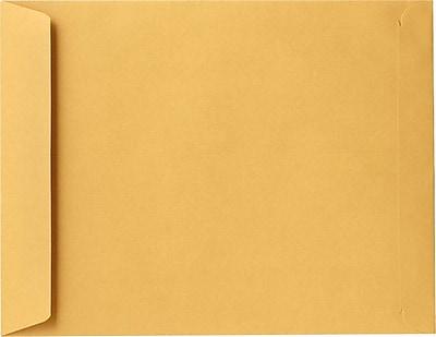 LUX 14 x 18 Jumbo Envelopes 250/Pack, 28lb. Brown Kraft (85629-250)