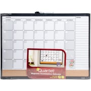 "Mead Black Magnetic 3-In-1 Combo Calendar, 23""X17"" (79380-BK)"